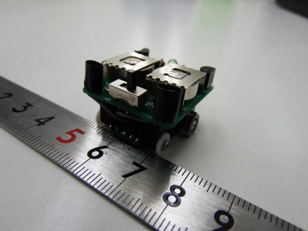 assemblage マイクロロボを作って ライントレースに挑戦してみよう 2