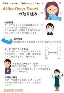 Akiba Deep Travelの取り組み