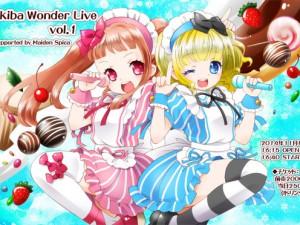 Akiba Wonder Live